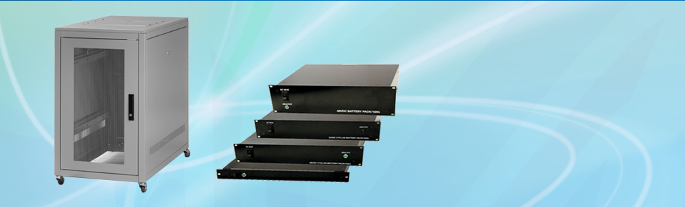 Racks, Enclosures &  Battery Packs